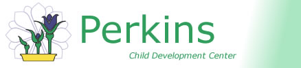 Perkins logo and name